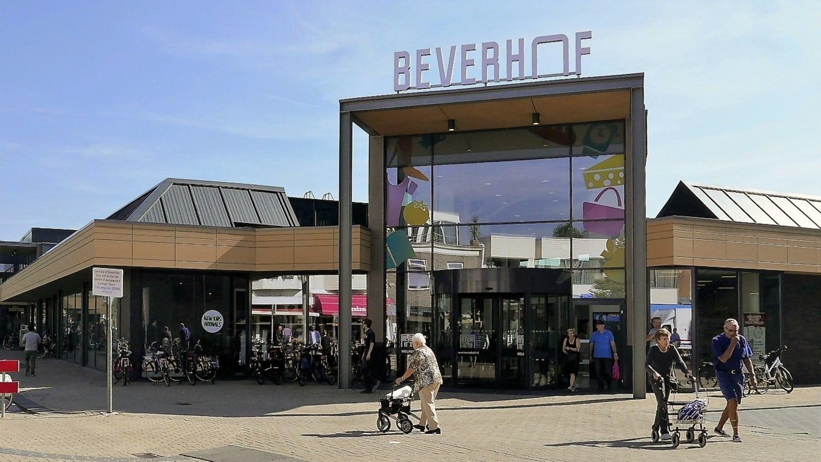 Winkelcentrum 'De Beverhof' genomineerd voor de NRW jaarprijs
